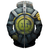 Fallout 4 hoodie