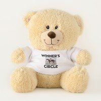 TOP Winner's Circle Teddy Bear