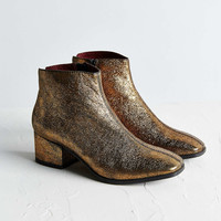 Vagabond Daisy Metallic Bootie - Urban Outfitters