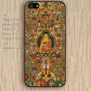 iPhone 5s 6 case colorful mandala life case phone case iphone case,ipod case,samsung galaxy case available plastic rubber case waterproof B287