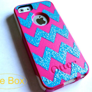 OTTERBOX iphone 5s case, case cover iphone 5/5s otterbox ,iphone 5s otterbox case,otterbox iPhone 5,gift,chevron otterbox case