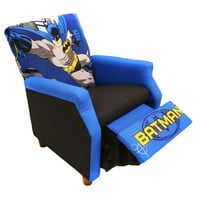Batman Kids Recliner Chair