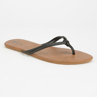 Volcom Forever 2 Sandals Black  In Sizes