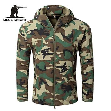 Army Waterproof Windbreaker Raincoat Chasse Clothes, Camouflage Coat Military Jacket  Army Jacket Men Jackets And Coats