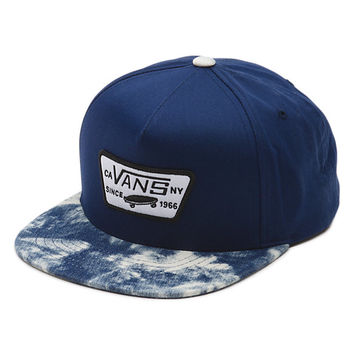Full Patch Snapback Hat | Shop Mens Hats at Vans