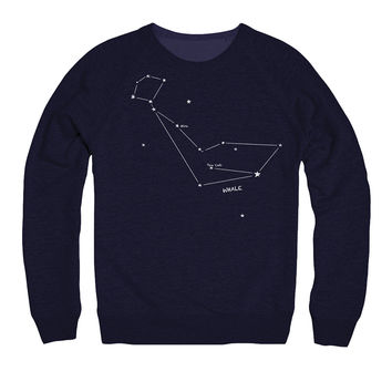 Constellation Whale Sweatshirt