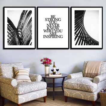 HD Prints Nordic Posters Nursery Minimalism Building Wall Art Canvas For Baby Room Painting Picture Kids Bedroom Decoration
