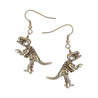 Dinosaur Earrings - Jewelry - Bags & Accessories - Topshop USA