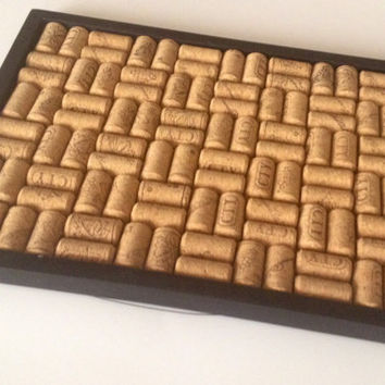 Wine cork board, Cork Board, rustic cork board, rustic wedding, Wine Cork Craft
