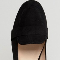 Park Lane Flat Sole Loafer at asos.com