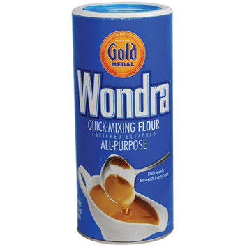 Wondra Quick Mixing Flour Diversion Safe