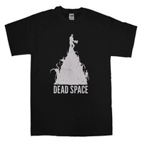 dead space For T-shirt Unisex Adults size S-2XL Black and White