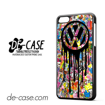 VW Volkswagen Bomb Sticker For Iphone 5C Case Phone Case Gift Present