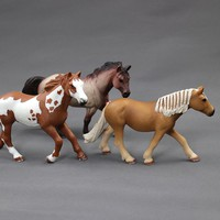 Hot toys for children:simulation of wild animal toy models,horse,PVC plastic,washed without fading,boys for toys,girl for toys