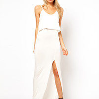 Love Crop Maxi Dress
