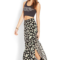Sweet Daisy Maxi Skirt