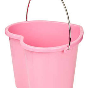 Heart Bucket - Gifts & Novelty  - Bags & Accessories