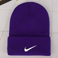 Nike Fashion Edgy Winter Beanies Knit Hat Cap-19