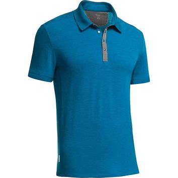 Icebreaker Transport SS Polo - Men's