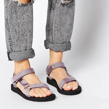 Teva Original Universal Sea Fog Flat Sandals