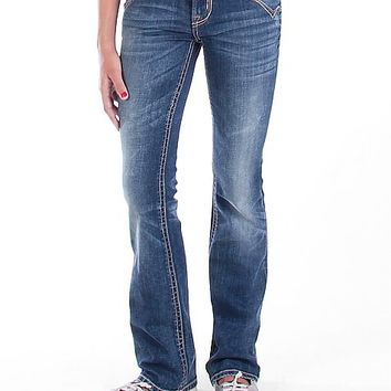 MEK Lucknow Slim Boot Stretch Jean