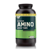 Optimum Nutrition Superior Amino 2222, 320 Tablets