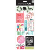Me And My Big Ideas Sayings Stickers Life Is Good