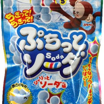 Kracie Puchitto Soda Soft Candy