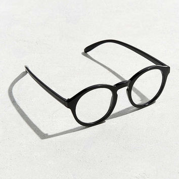 UO Plastic Round Readers | Urban Outfitters