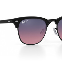 Customize Ray-Ban RB3016 Clubmaster Sunglasses | Ray-Ban USA