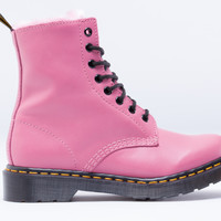 Dr. Martens Serena in Pink Rose at Solestruck.com