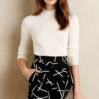 Alexa Chung for AG Mock Turtleneck