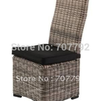 Hot sale SG-12007S Urban new style dining chair,outdoor rattan furniture