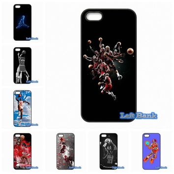 Michael Jordan Phone Cases Cover For Samsung Galaxy Note 2 3 4 5 7 S S2 S3 S4 S5 MINI S6 S7 edge 1