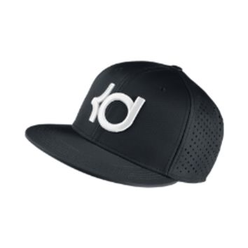 Nike KD True Perforated Kids' Adjustable Hat (Black)
