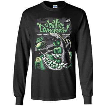 Yummy Tentacle Cereals  Character  T-shirt