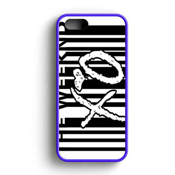 The Weeknd Xo Barcode iPhone 5 Case iPhone 5s Case iPhone 5c Case
