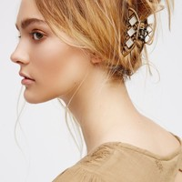 Free People Pearl Inset Claw