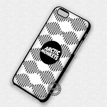 Music Band Arctic Monkeys Indie - iPhone 7 6 5 SE Cases & Covers