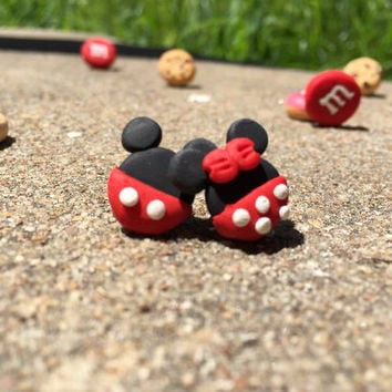 Disney Earrings, Disney Gifts, Disney Vacation, Disney Cruise, Disney Trip, Mickey Mouse Earrings, Minnie Earrings, Disney jewelry, Earrings