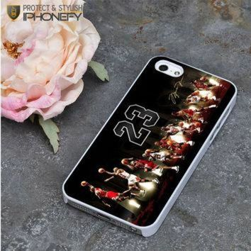 CREYUG7 Michael Jordan Air 23 iPhone 5|5S Case|iPhonefy