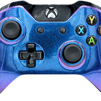 ENIGMA 100% Authentic Microsoft Xbox One CUSTOM Wireless Controller