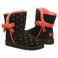 Kids UGG ' Joleigh Tod/Pre/Grd Black Shoes.com
