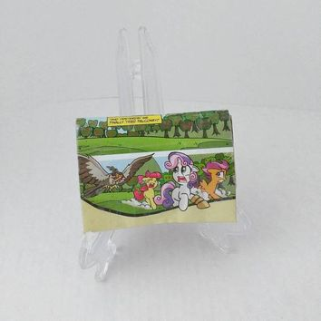 My Little Pony Cute Women's Coin Purse, Small Ladies Wallets