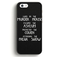 American Horror Story Cover iPhone 5|5S Case | Aneend