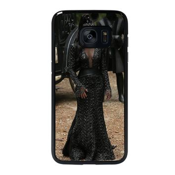 ONCE UPON A TIME EVIL QUEEN Samsung Galaxy S7 Edge Case