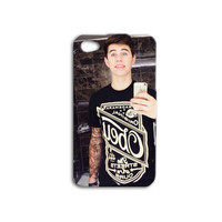 Nash Grier iPhone Case Cute iPod Case Magcon iPhone Case Hot Phone Cover iPhone 4 iPhone 5 iPhone 4s iPhone 5s iPod 4 Case iPod 5 iPhone 5c