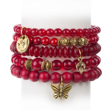 Chavez for Charity V-Day Bracelet