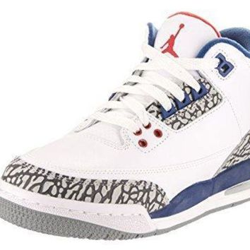 Nike Jordan Kids Air Jordan 3 Retro Og Bg Basketball Shoe