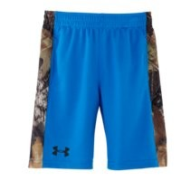 Under Armour Boys' Pre-School UA Ultimate Camo Shorts